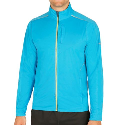 Saucony Nomad Running Jacket Men - Turquoise