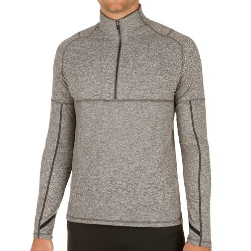 Saucony Run Strong Sportop Long Sleeve Men - Dark Grey