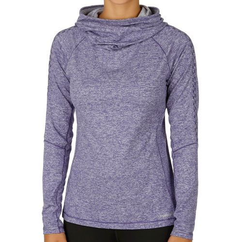 Saucony Run Strong Hoody Women - Violet