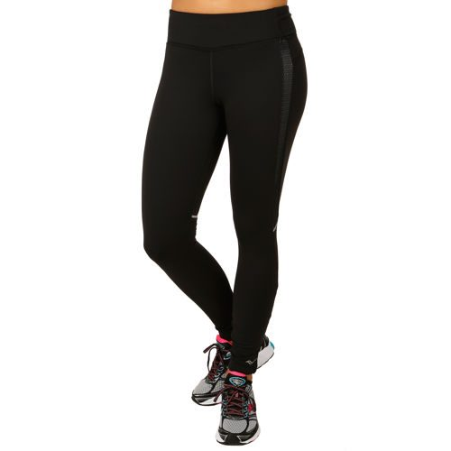 Saucony Omni LX Running Pants Women - Black, Black