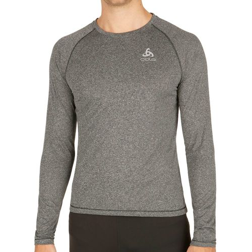 Odlo Raptor Crew Neck Long Sleeve Men - Black