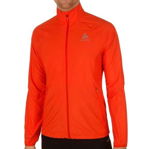 Odlo Averno Running Jacket Men - Red
