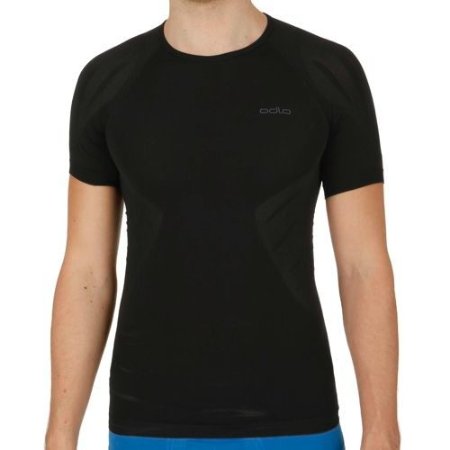 Odlo Evolution Light Crew Neck T-Shirt Men - Black