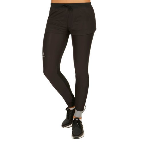 Odlo Zeroweight Logic Running Pants Women - Black