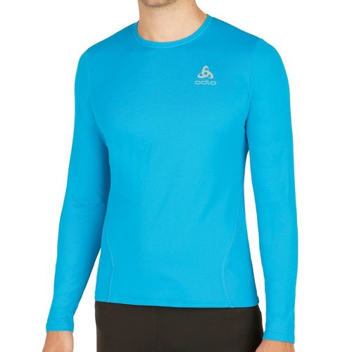 Odlo Imperium Long Sleeve Men - Turquoise