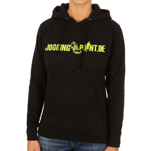 Jogging-Point Hoody Women - Black