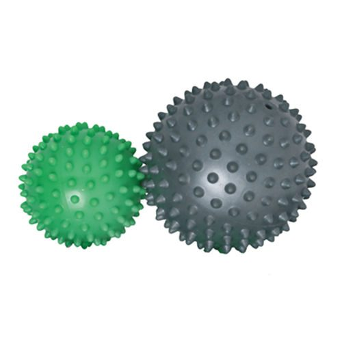 Schildkröt Fitness Massage Ball In A Double-pack - Green, Anthracite