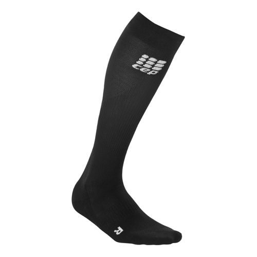 CEP Run 2.0 Sports Socks Women - Black