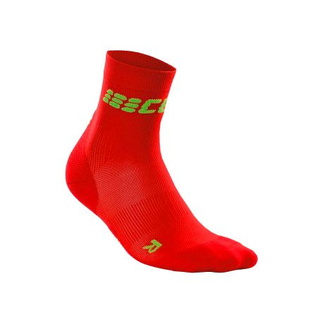 CEP Ultralight Compression Socks Men - Red, Green
