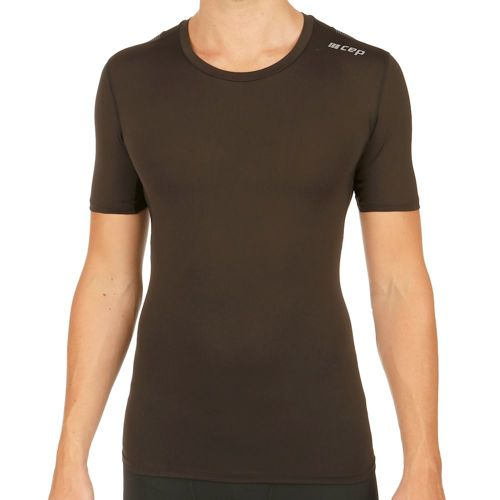 CEP Wingtech Short Sleeve Men - Black