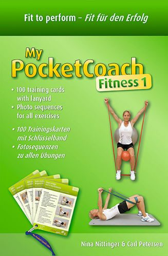 Neuer Sportverlag Nina Nittinger: My-Pocket-Coach Fitness 1 Book