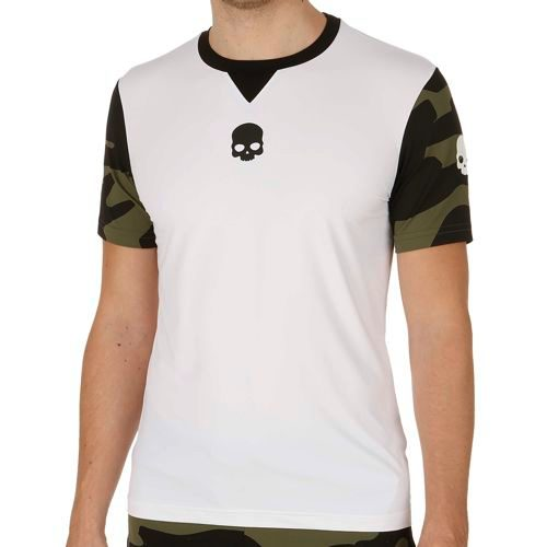 Hydrogen Camouflage Tech T-Shirt Men - White