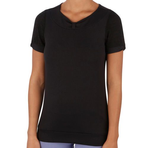 Tonic Vivid T-Shirt Women - Black