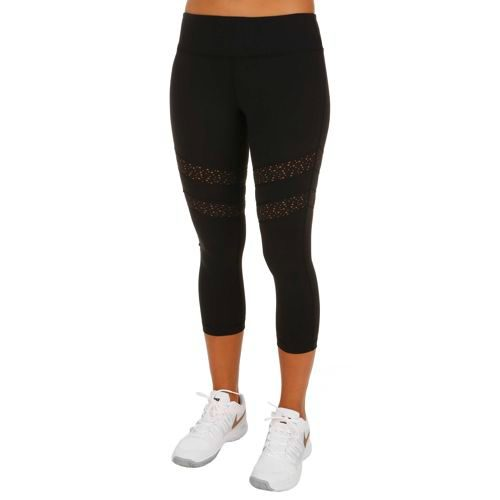 Tonic Metro Capri Pants Women - Black