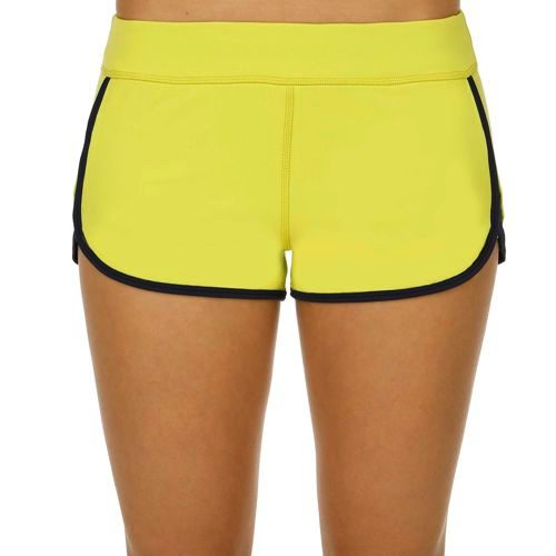 Tonic Edge Shorts Women - Yellow, Violet