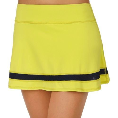 Tonic Motion Skirt Women - Yellow, Violet