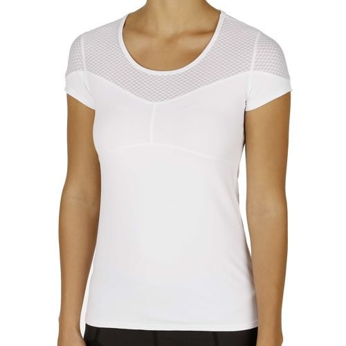 Tonic Match T-Shirt Women - White