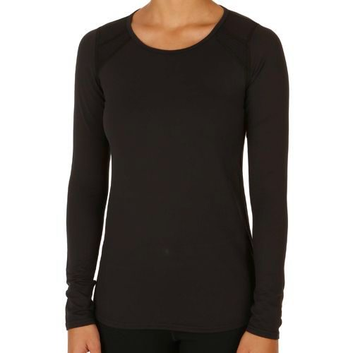 Tonic Volley Long Sleeve Women - Black