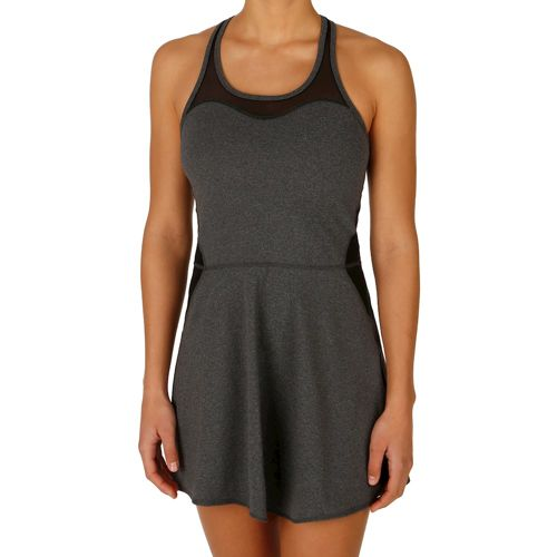 Tonic Solstice Dress Women - Anthracite, Black