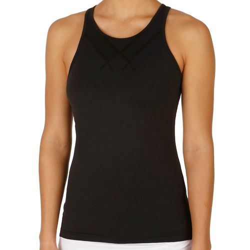 Tonic Lucid Tank Top Women - Black