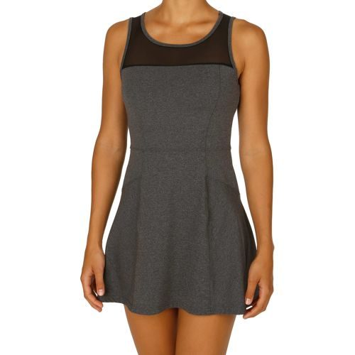 Tonic Cadence Dress Women - Dark Grey