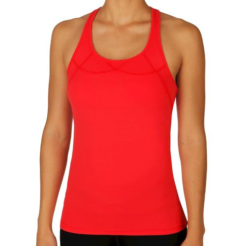 Tonic Distance Top Women - Coral