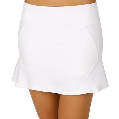 Tonic Shockwave Skirt Women - White