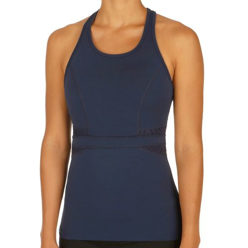 Tonic Love Tank Top Women - Dark Grey
