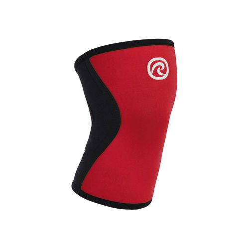 Rehband Neopren Core Line Knee Bandage 5mm - Red