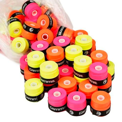 Gamma Neon Tac Beutel 60 Pack - Pink, Orange