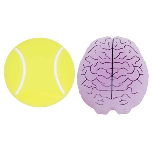 Gamma String Things Tennisball, Brain Dampener In A Double-pack