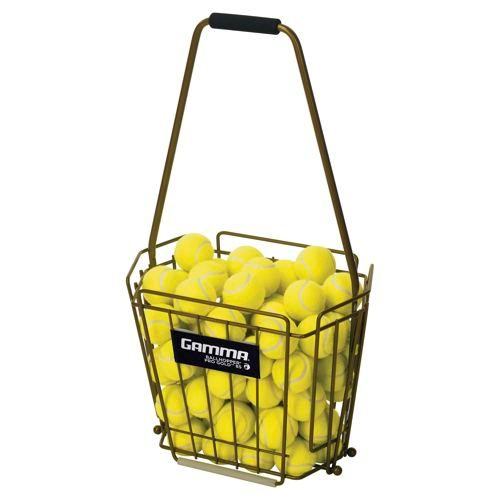 Gamma Ballhopper Pro 85 Ball Basket - Gold