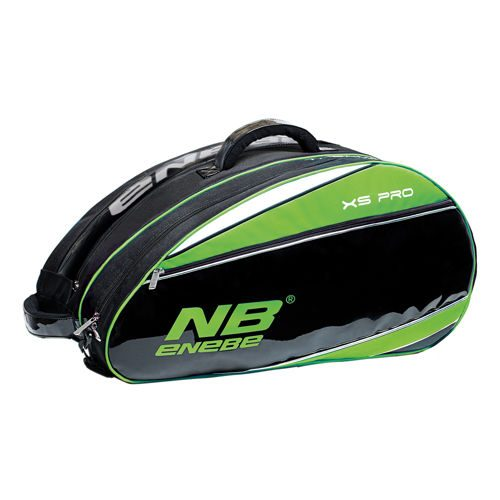 Enebe XS Pro Padel Racket Bag - Black, Green