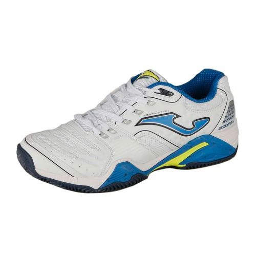 Joma T-Set 502 Clay Clay Court Shoe Men - White, Blue