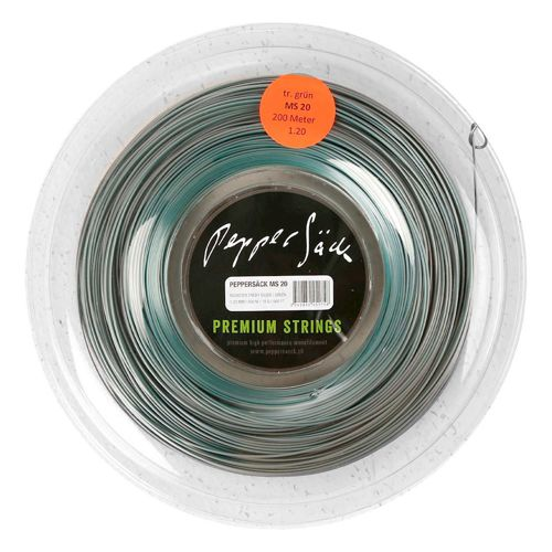 Peppersäck MS20 Rockster Tricky String Reel 200m - Silver, Green