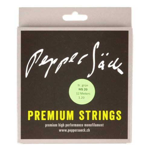 Peppersäck MS20 Rockster Tricky String Set 12m - Silver, Green