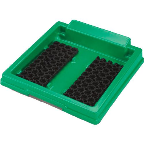 Universal Sport Shoe Cleaning Basin - Green, Black