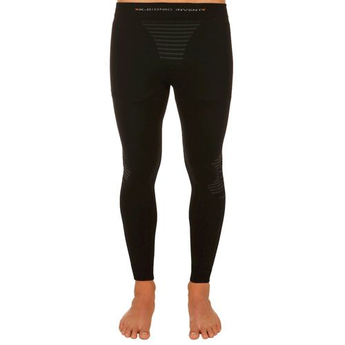 X-Bionic Invent Compression Pants Men - Black, Anthracite