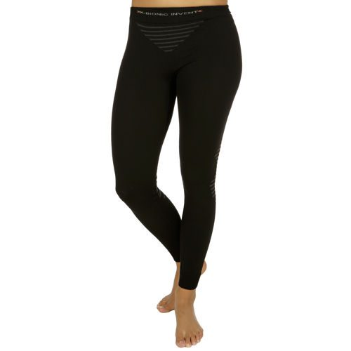 X-Bionic Invent Compression Pants Women - Black, Anthracite