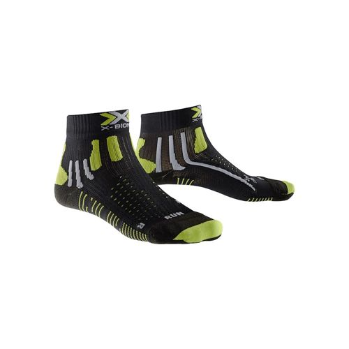X-Bionic Effektor Sports Socks Men - Black, Green