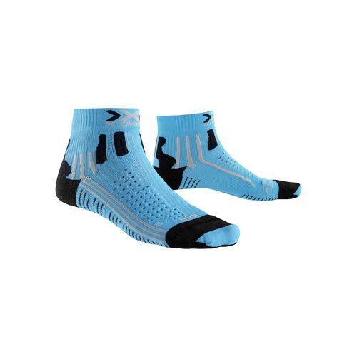 X-Bionic Effektor Sports Socks 1 Pack Women - Turquoise, Black