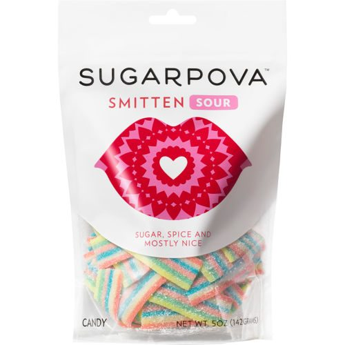 Sugarpova Smitten Sour Rainbow Strips