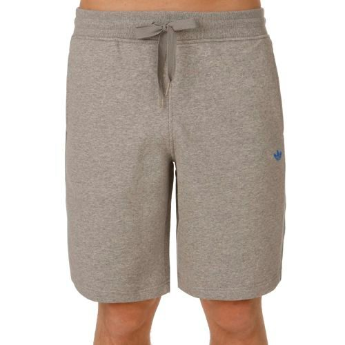 adidas Originals Classic Fleece Shorts Men - Lightgrey, Light Blue
