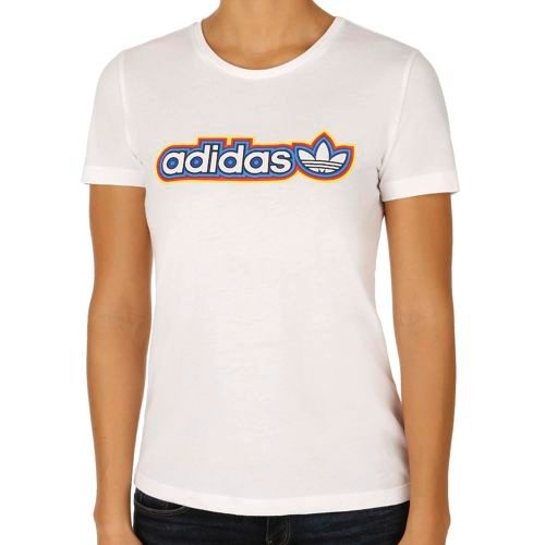 adidas Originals T-Shirt Women - White
