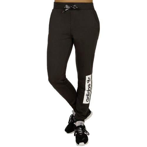 adidas Originals Regular Cuffed Training Pants Women - Black