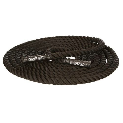 TOOLZ Battle Rope - Black