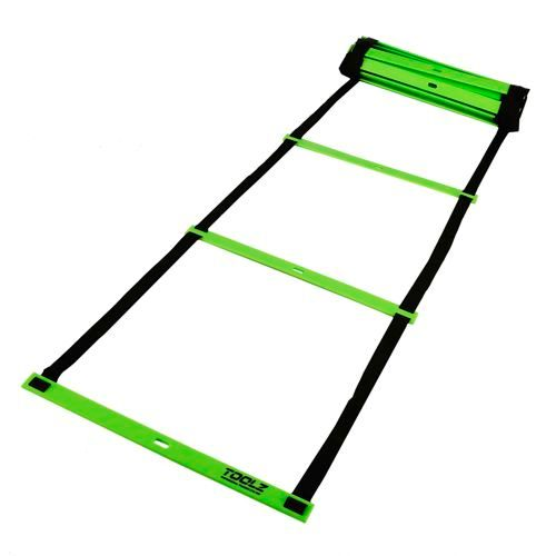 TOOLZ Agility Ladder 8m - Green, Black