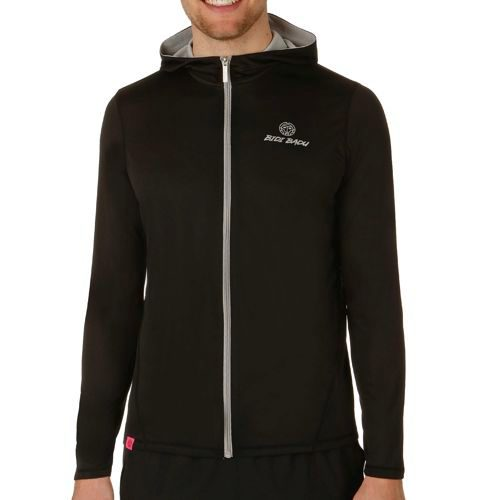 BIDI BADU Phil Tech Jacket Zip Hoodie Men - Black