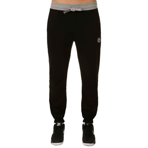 BIDI BADU Junis Basic Cotton Training Pants Men - Black