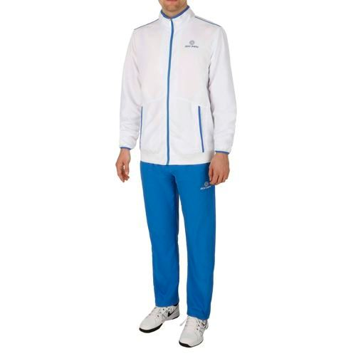 BIDI BADU Sammy Tech Tracksuit Men - Blue, White